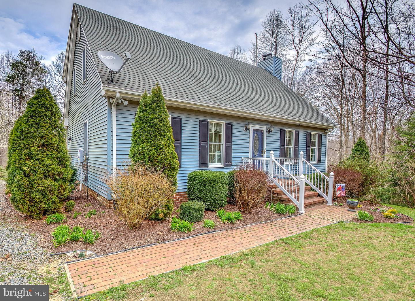 Single Family Homes for Sale at Tappahannock, Virginia 22560 United States