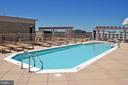 Rooftop Pool - 888 N QUINCY ST #909, ARLINGTON