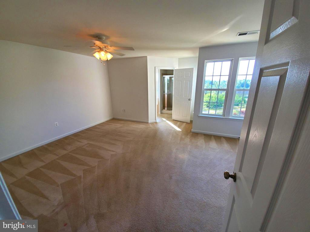 Loads of natural light flood the owner's suite! - 56 SHORT BRANCH RD, STAFFORD