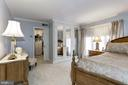 Multiple closets in Master - 1080 WISCONSIN AVE NW #103/104, WASHINGTON