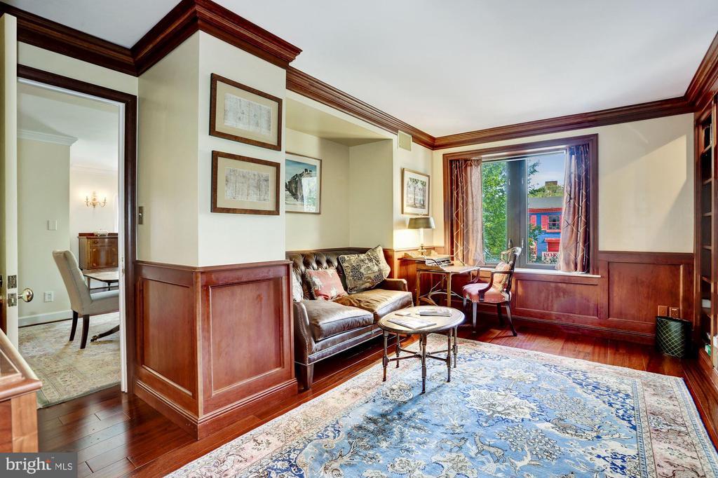 Second  Bedroom - 1080 WISCONSIN AVE NW #103/104, WASHINGTON