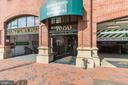Entrance to Georgetown Park Residences - 1080 WISCONSIN AVE NW #103/104, WASHINGTON