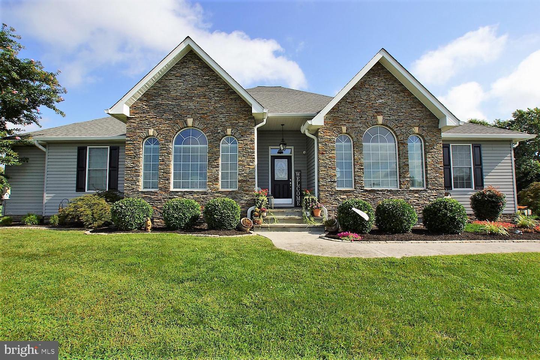 Single Family Homes för Försäljning vid Felton, Delaware 19943 Förenta staterna