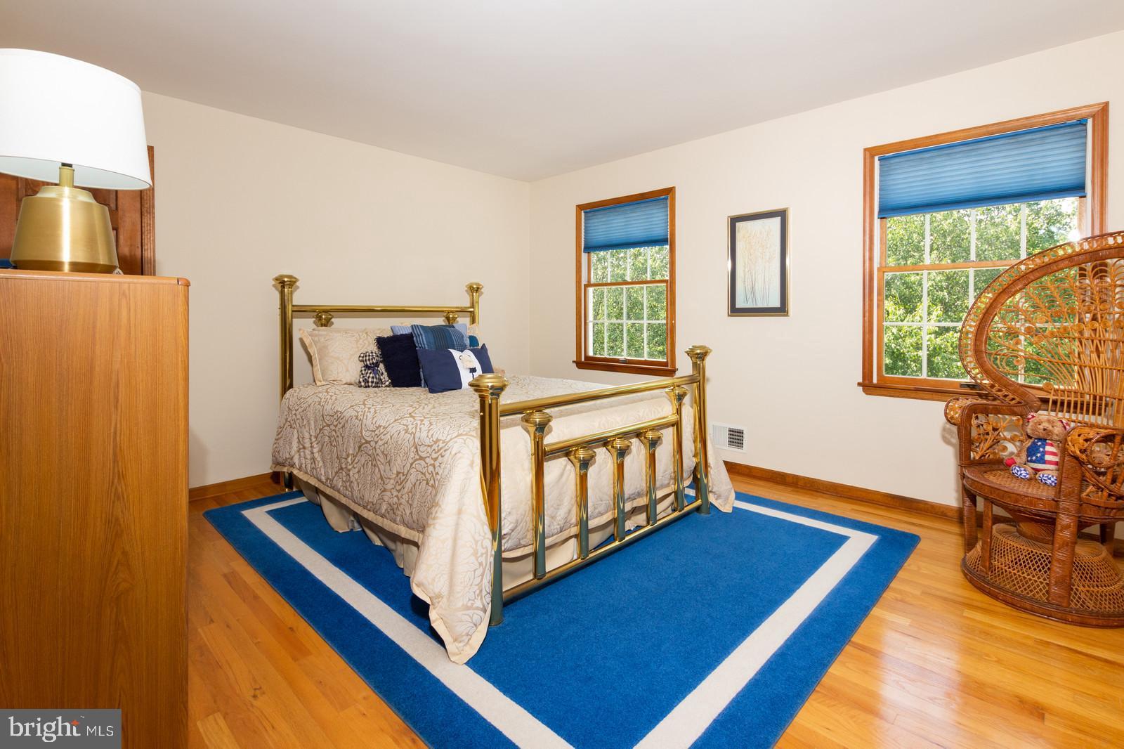 Bedroom 2 w/ Very Large Walk-In Closet