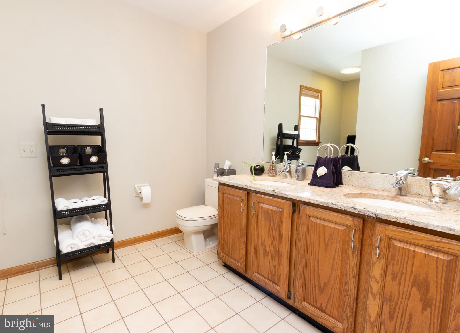 Guest Bath w/ Double Sinks