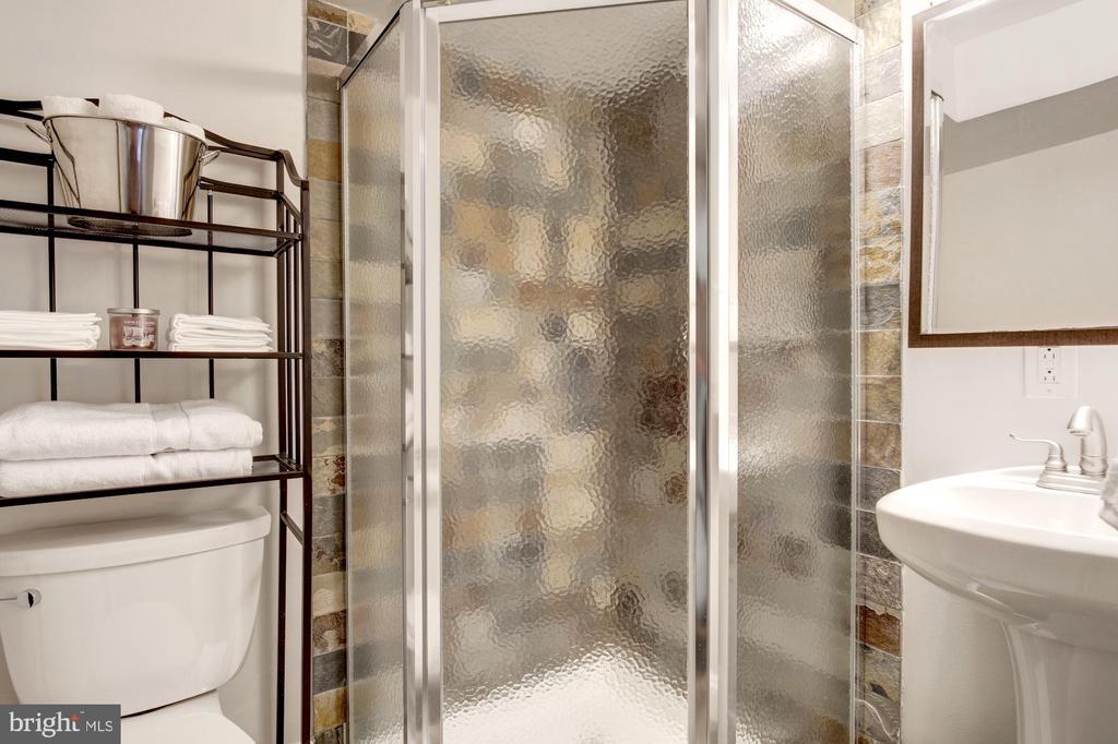 Basement full bathroom - 1347 CONSTITUTION AVE NE, WASHINGTON