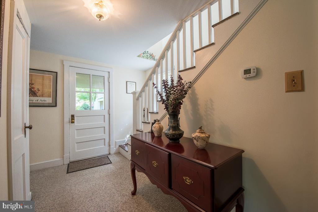 Entryway in Guest House - 4142 GUARD HILL RD, FRONT ROYAL