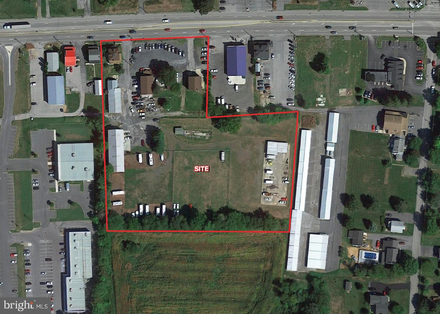 Land for Sale at Chambersburg, Pennsylvania 17202 United States