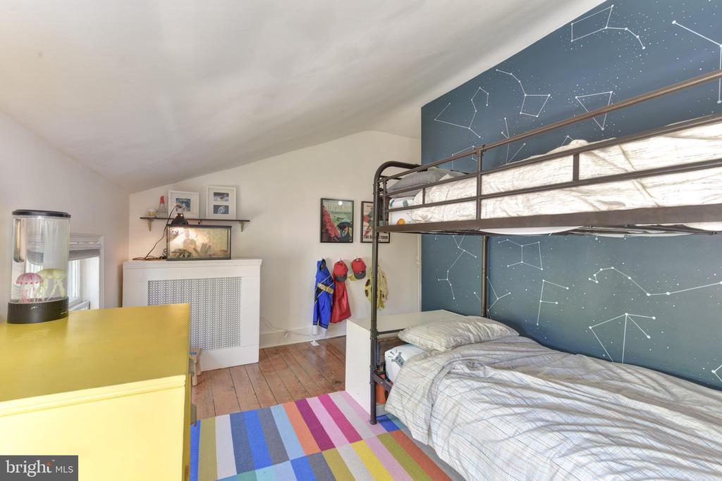 Third bedroom - 214 WOLFE ST, ALEXANDRIA