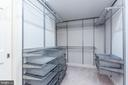 Suite Walk-in Closet- another view - 6014 GROVE DR, ALEXANDRIA
