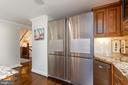 Dual Liebherr Full Size Refrigerators - 6014 GROVE DR, ALEXANDRIA