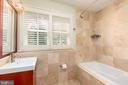 Bathroom En Suite - 6014 GROVE DR, ALEXANDRIA