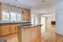 Granite counters, Upgraded applianes & More ... - 7428 SPRING SUMMIT RD, SPRINGFIELD