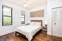 3rd bedroom - 1313 CORCORAN ST NW, WASHINGTON