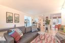 Generous downstairs rental - 1313 CORCORAN ST NW, WASHINGTON