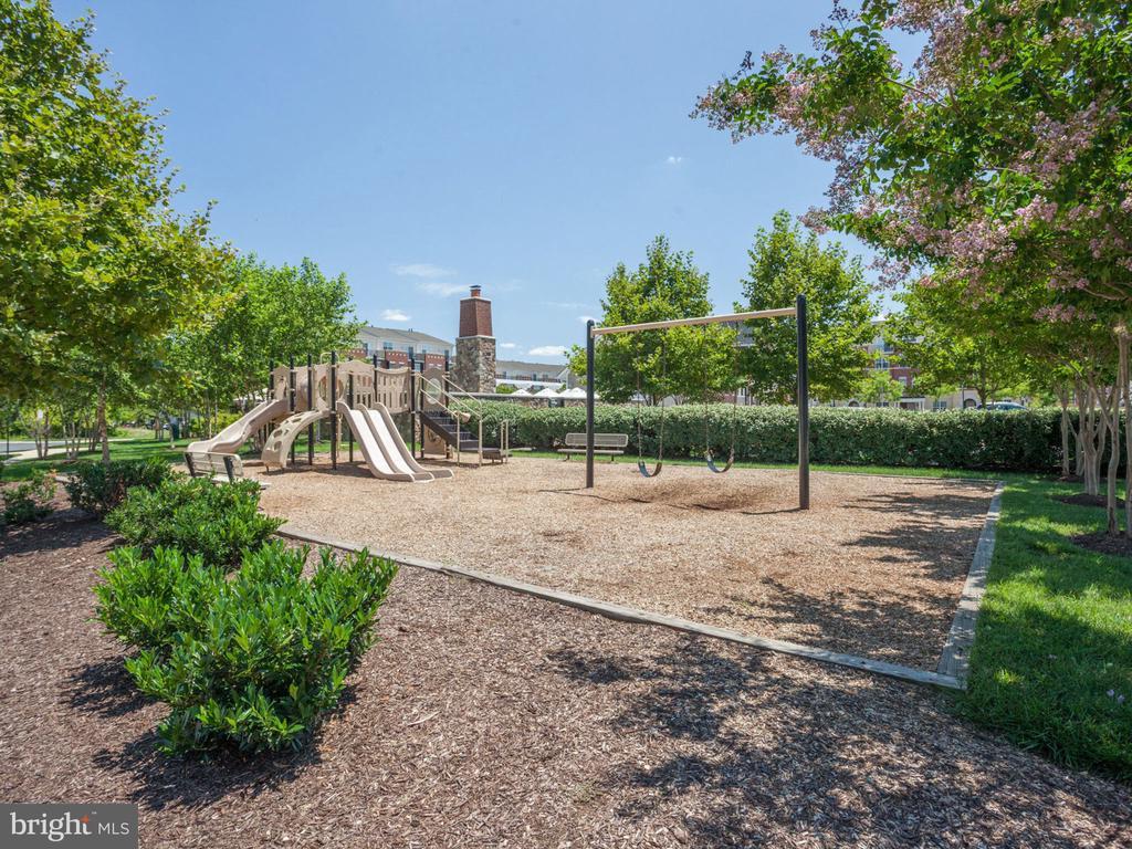 One of many Public Playgrounds - 23384 NANTUCKET FOG TER, BRAMBLETON