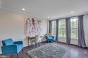Living Room or Eat in Kitchen Area - 23384 NANTUCKET FOG TER, BRAMBLETON