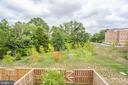 Open Space in Rear and Fenced Back Yard - 23384 NANTUCKET FOG TER, BRAMBLETON