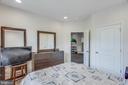 Basement/Walking Level Bedroom - 23384 NANTUCKET FOG TER, BRAMBLETON