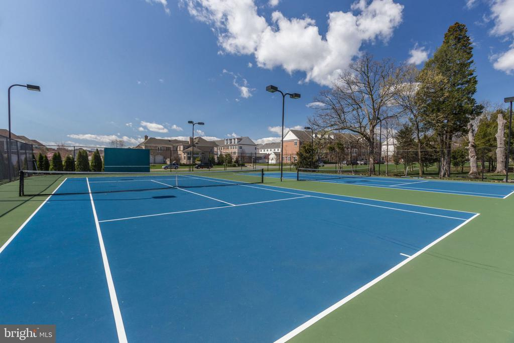 Tennis Facility - 23384 NANTUCKET FOG TER, BRAMBLETON