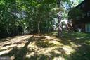 Rear Yard - 3029 MEDITERRANEAN DR, STAFFORD