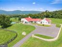 Views to the Blue Ridge Mountains  and The Peak - 4 WINDSOR LODGE LN, FLINT HILL