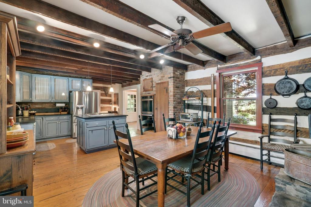 Eat-In Area  / Kitchen - 13452 HARPERS FERRY RD, HILLSBORO