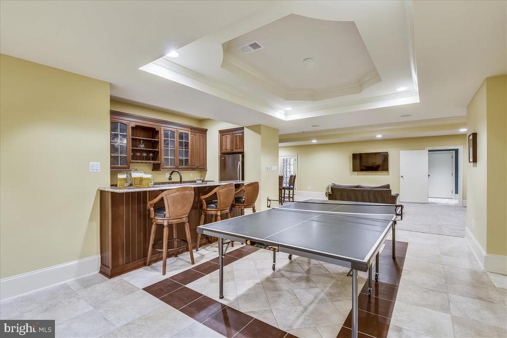 Plenty of space for pool or ping pong - 12056 OPEN RUN RD, ELLICOTT CITY