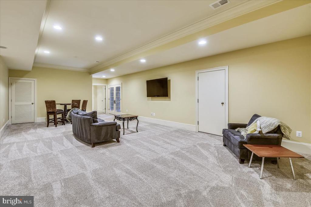 View towards Bedroom with outside access - 12056 OPEN RUN RD, ELLICOTT CITY