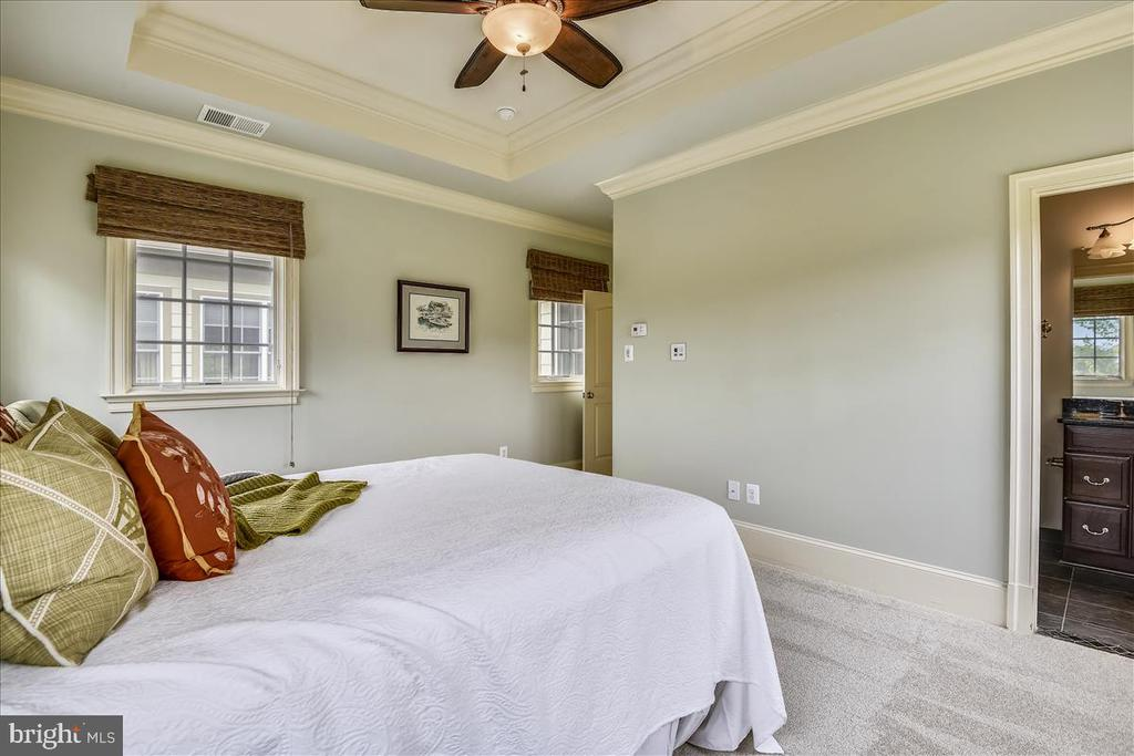 Peek at the Bath from the 3rd bedroom - 12056 OPEN RUN RD, ELLICOTT CITY