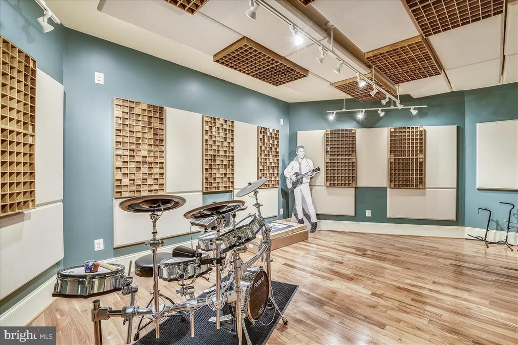 Fabulous space for the musician in you - 12056 OPEN RUN RD, ELLICOTT CITY