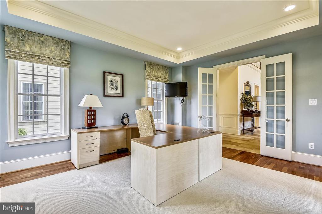 Soothing palate in the office - 12056 OPEN RUN RD, ELLICOTT CITY