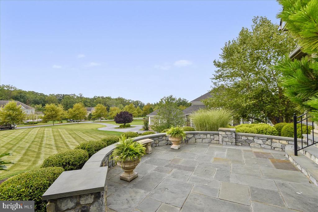 Sweeping Patio for the Front Entrance - 12056 OPEN RUN RD, ELLICOTT CITY