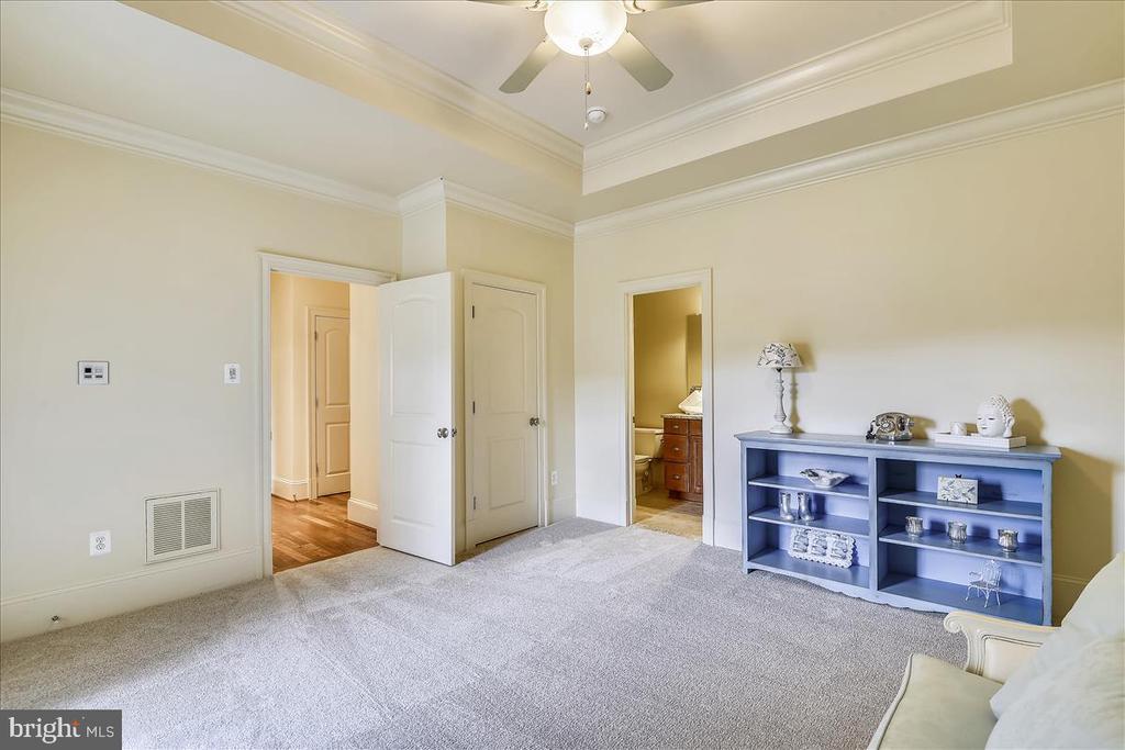 View of ensuite bath in 4th Bedroom - 12056 OPEN RUN RD, ELLICOTT CITY