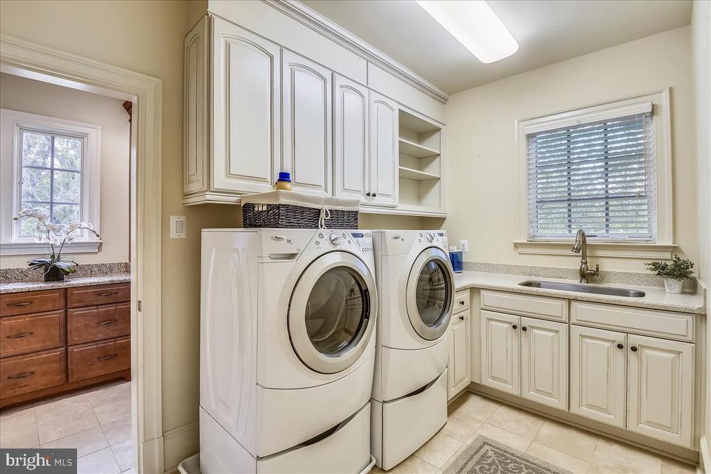 Second Laundry Room on upper level - 12056 OPEN RUN RD, ELLICOTT CITY