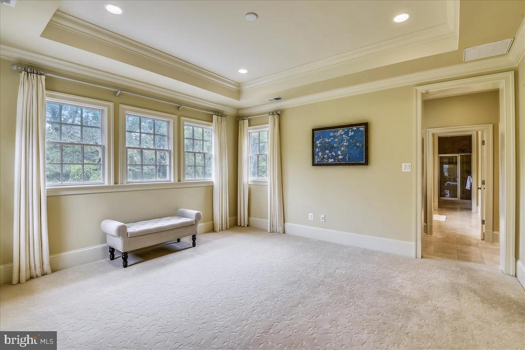 Master Suite Sitting Room - 12056 OPEN RUN RD, ELLICOTT CITY