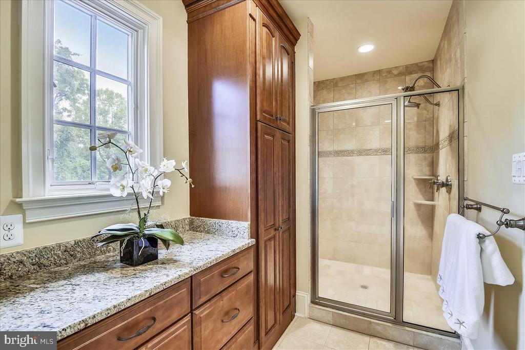 Separate Shower Stall in Master - 12056 OPEN RUN RD, ELLICOTT CITY