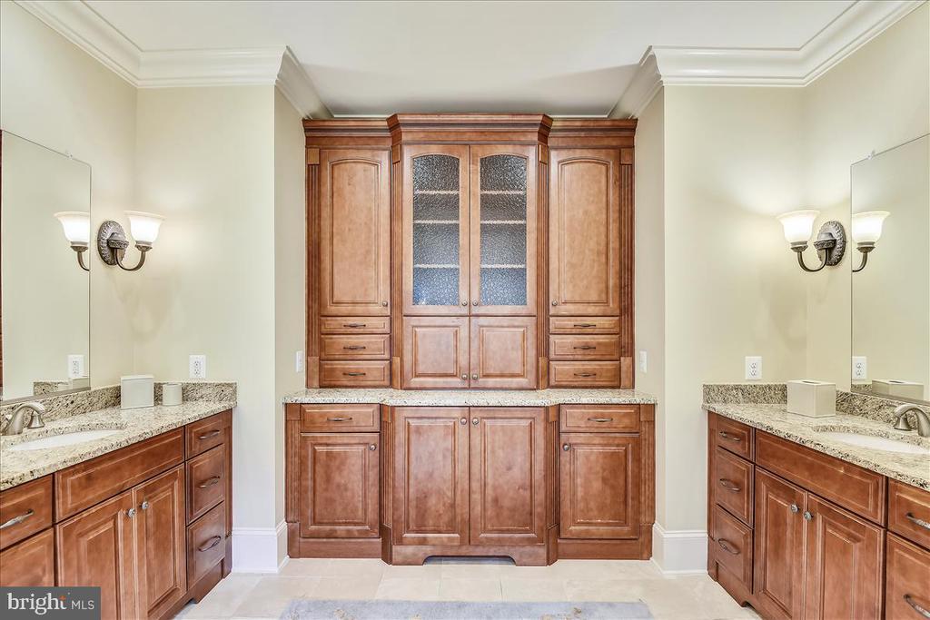 Vanity room in the Master Suite - 12056 OPEN RUN RD, ELLICOTT CITY
