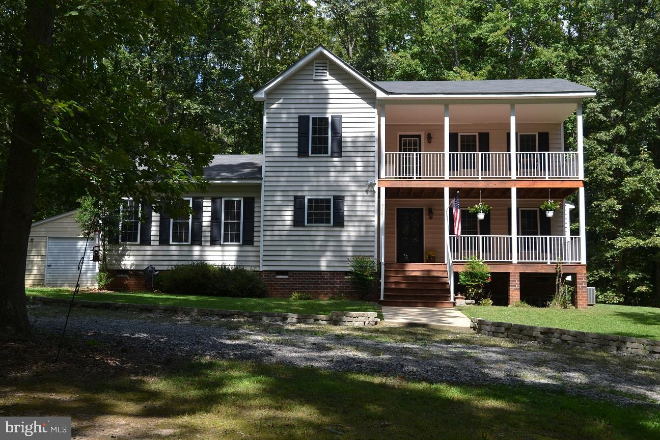 Single Family Homes for Sale at Columbia, Virginia 23038 United States
