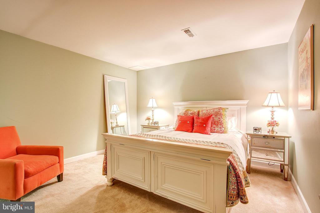 Bonus bedroom in basement - 47771 BRAWNER PL, POTOMAC FALLS