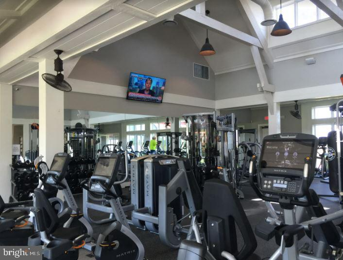 The Gym is included in HOA - 17985 WOODS VIEW DR, DUMFRIES