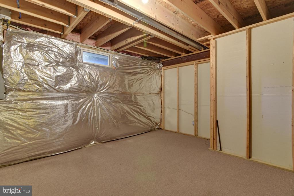 The storage space goes on and on ... - 7428 SPRING SUMMIT RD, SPRINGFIELD