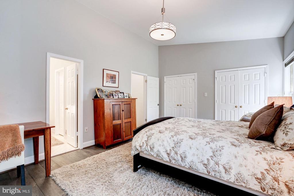 2nd Master Bedroom - 3624 WINFIELD LN NW, WASHINGTON
