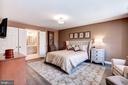Master Bedroom - 3624 WINFIELD LN NW, WASHINGTON