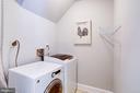 Laundry Room - 3624 WINFIELD LN NW, WASHINGTON