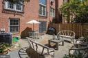 Backyard - 3624 WINFIELD LN NW, WASHINGTON