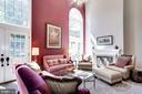 Spacious Living Room - 3624 WINFIELD LN NW, WASHINGTON