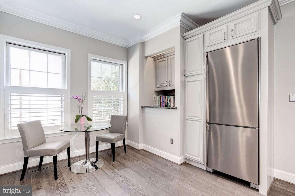 Table Space Kitchen - 3624 WINFIELD LN NW, WASHINGTON