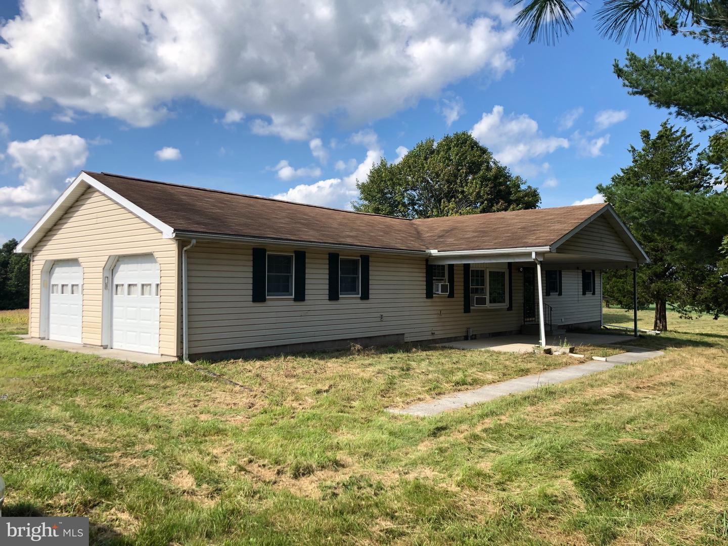 Single Family Homes for Sale at Harrisonville, Pennsylvania 17228 United States
