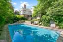 Pool and Grounds - 2718 32ND ST NW, WASHINGTON